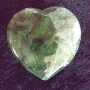 Flourite Heart